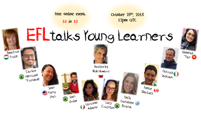 EFLtalks Young Learners